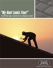 Five Tell-Tale Signs it Could be Time to Replace Your Roof