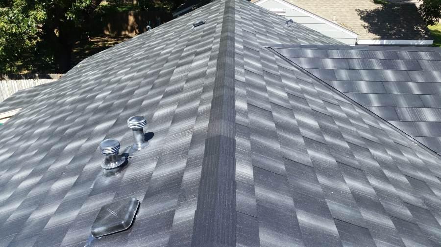 Steel Shingles Medium Profile Swita Metal Roofing