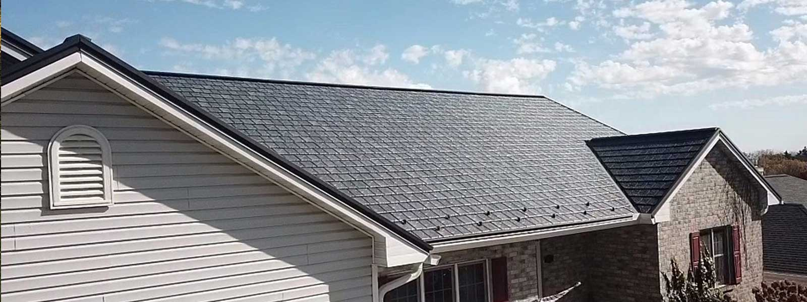 Metal Roofing.<br>Take the first step<br>to the last roof you'll ever need.